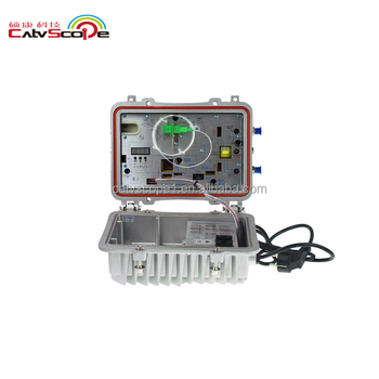 Catvscope Wall Mounting Ftth Csp-n2 2 Way Output Outdoor