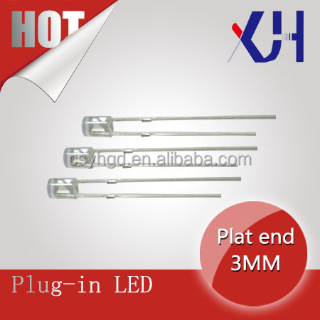 10 x 12v 5mm Flat Top Pre Wired Cool Clear White LED Wide Angle 14v 15v Prewired