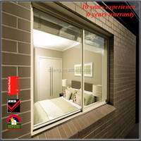 Good Prices Aluminium Profile to Make Doors and Windows Thermal Break Aluminum Window AS2047 Standard Sliding Aluminum Windows