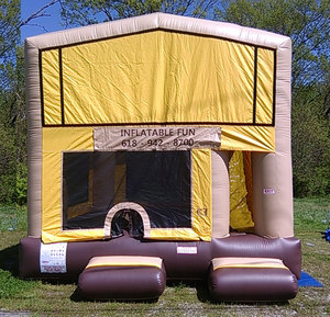 New design customized Inflatable bounce house