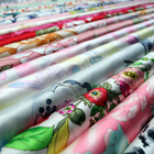 Wholesale/OEM 100% Silk fabric Customized Digital Printed Fabric for Printing 16mm
