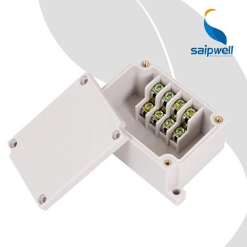 Saipwell New Abs Ip66 4 Pole Junction Box China Supplier ...