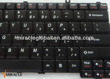 Factory Price Laptop Keyboard For Lenovo N100 F41 G530 G450 Us Layout - Buy  For Lenovo G530 Us Layout,Factory Price For Lenovo G450,Laptop Keyboard