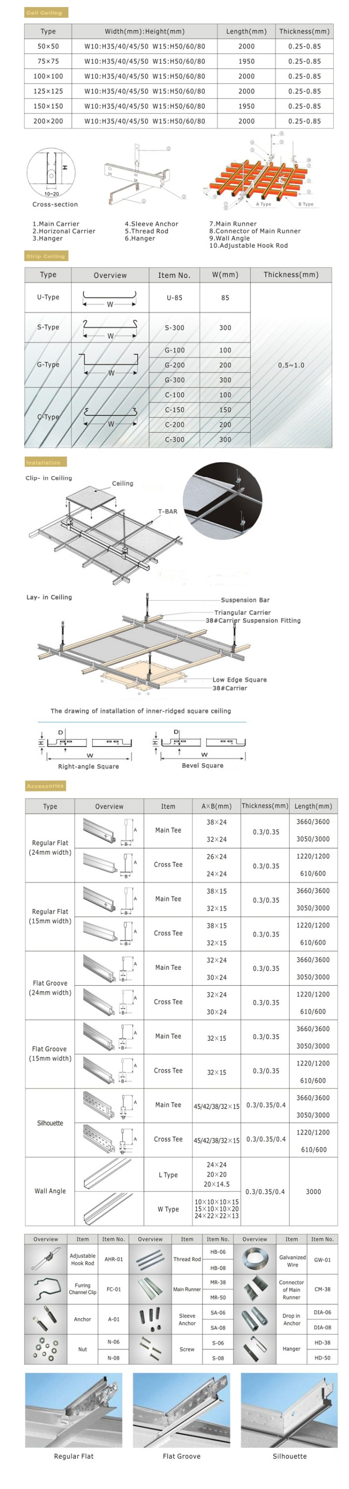 Qualified Aluminum Ceiling Wall panel For Interior Decoration