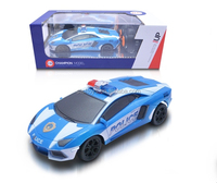 2015 Plastic Toys 1 32 4 CH Full Metal RC Car from China