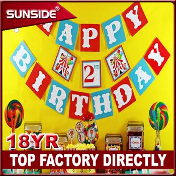 customs flex banner designs happy birthday banner v 0829 buy happy