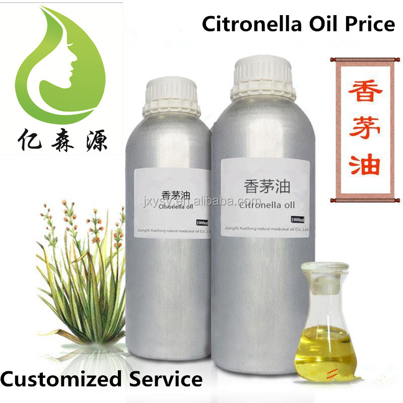 Bulk Citronella Oil Green Enviromental Essential Oil Organic Citronella Oil Price For Soap Making