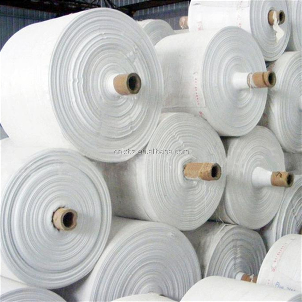 100% Polypropylene Fabric for bag in roll,no woven bag fabric in roll/pp woven fabric