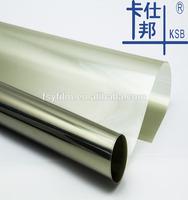 2ply black solar reflective window film with vinyl rolls wholesale