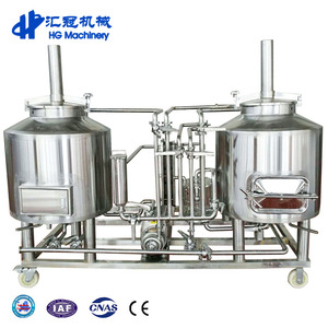 100L 1bbl Germany Technology Micro Brewing Beer Equipment Manufacturers in China