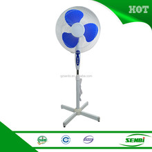 fan wind speed DC12V solar power air cooler stand fans price