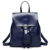 China supplier 2019 fashion summer PU leather travel school bags backpack for women