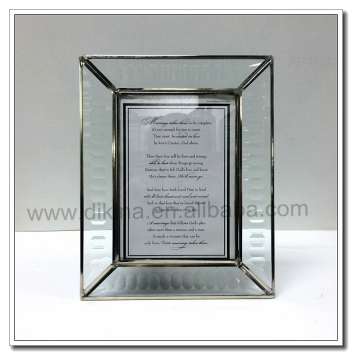 Show Display Your Happinesshandmade Personalized Engraved Beveled