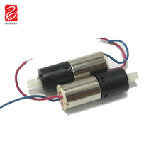 3v dc electric engine for toy carbon brush planetary micro gear motor