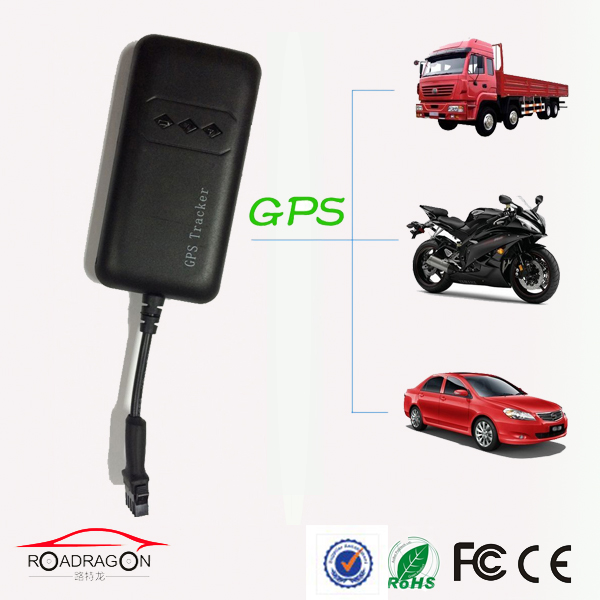 OEM automotive gps tracker with online call location and overspeed alarm