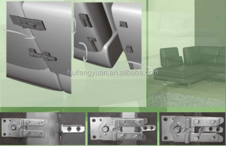 Sofa Hardware Accessories Modular Sectional Sofa Connector