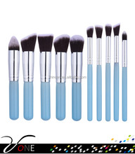 10 stks makeup brush set professionele make borstels <span class=keywords><strong>private</strong></span> <span class=keywords><strong>label</strong></span>