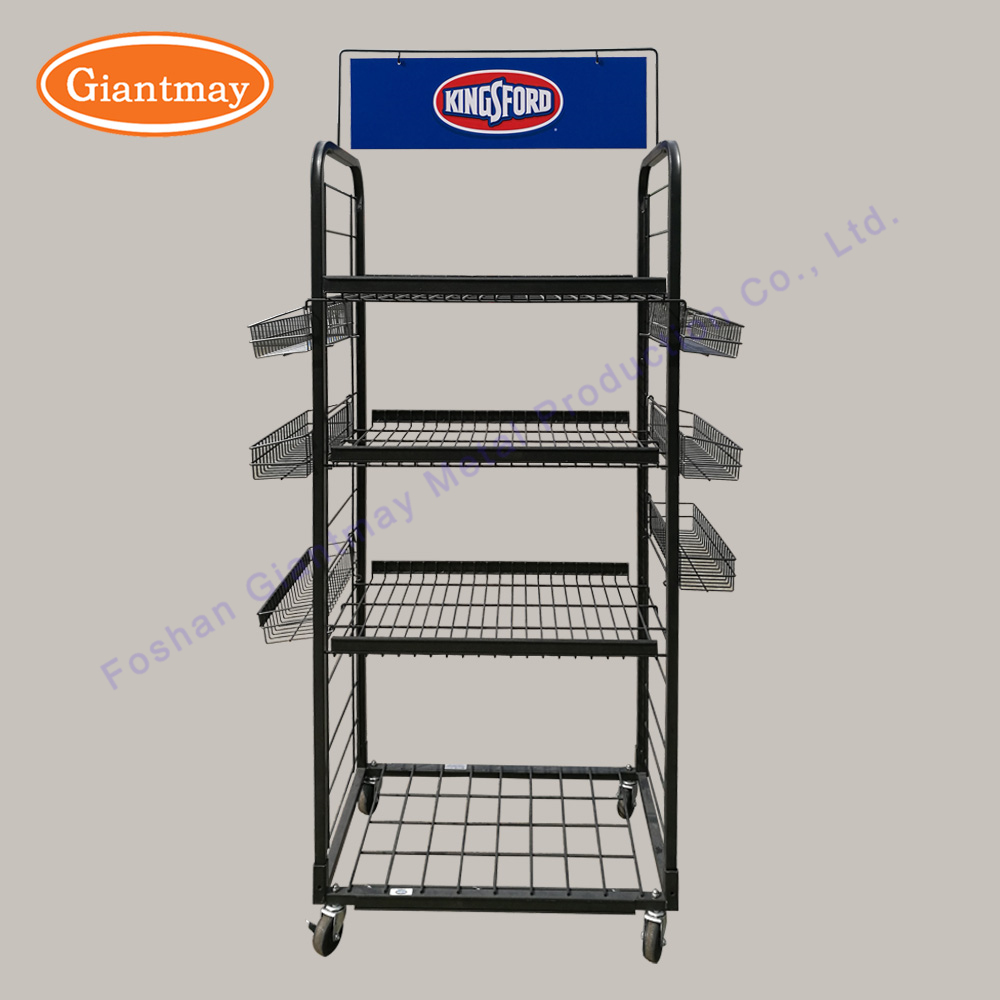 Wire Mesh Retail Display Stand, Wire Mesh Retail Display Stand ...