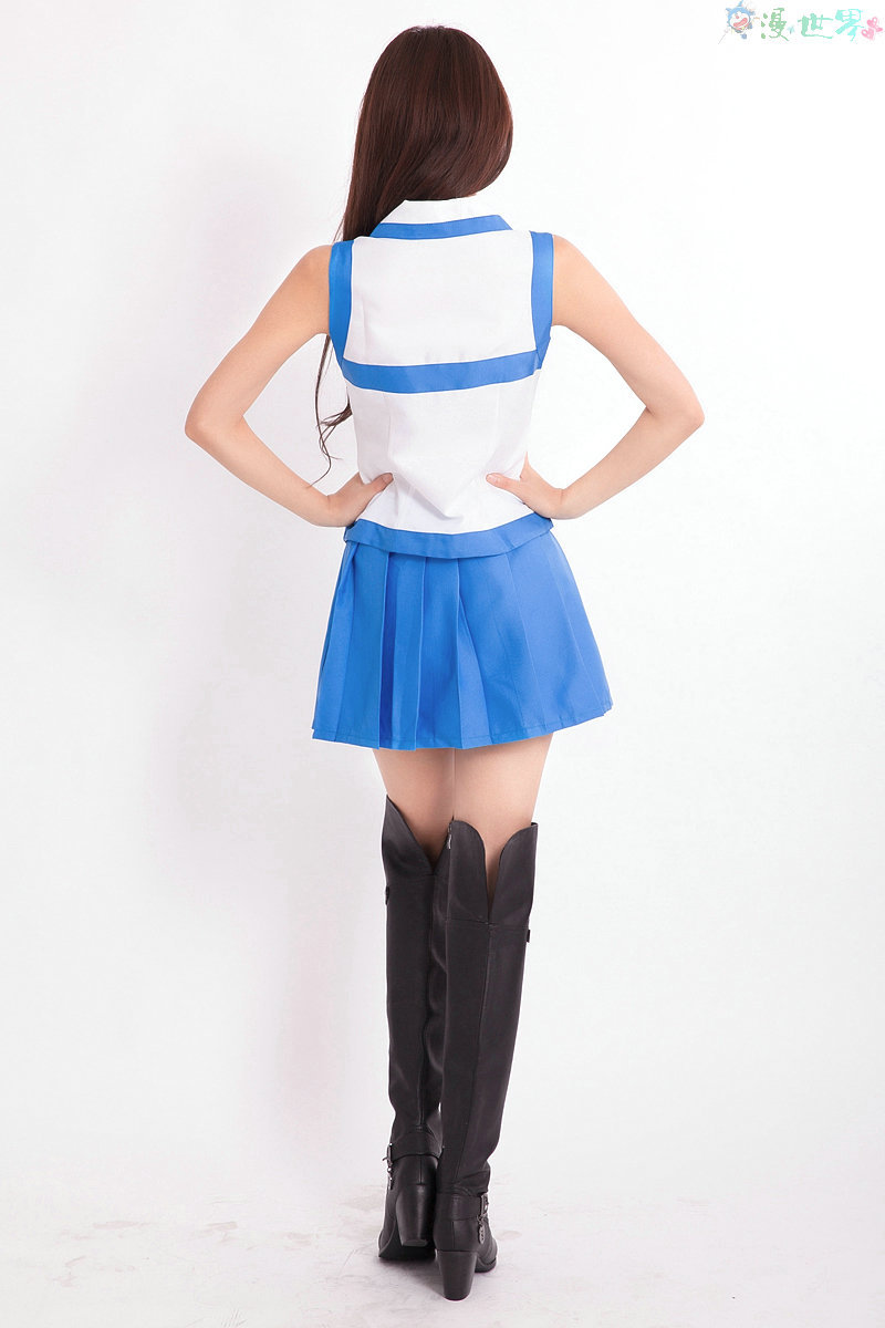 Fairy Tail Lucy Heartfilia Cosplay Costume - free shipping ...