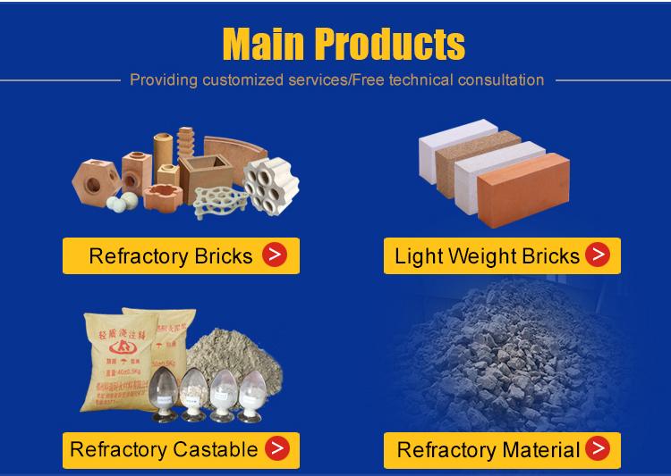 OEM/ODM licht gewicht feuer isolierende ziegelsteine mit fabrik preis
