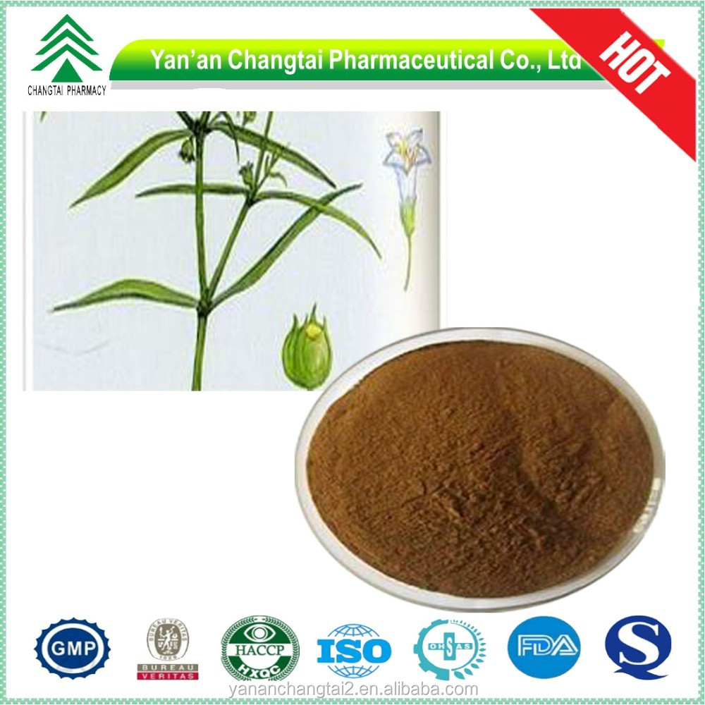 HPLC 100% natural Gmp High Quality Oldenlandia P.e.