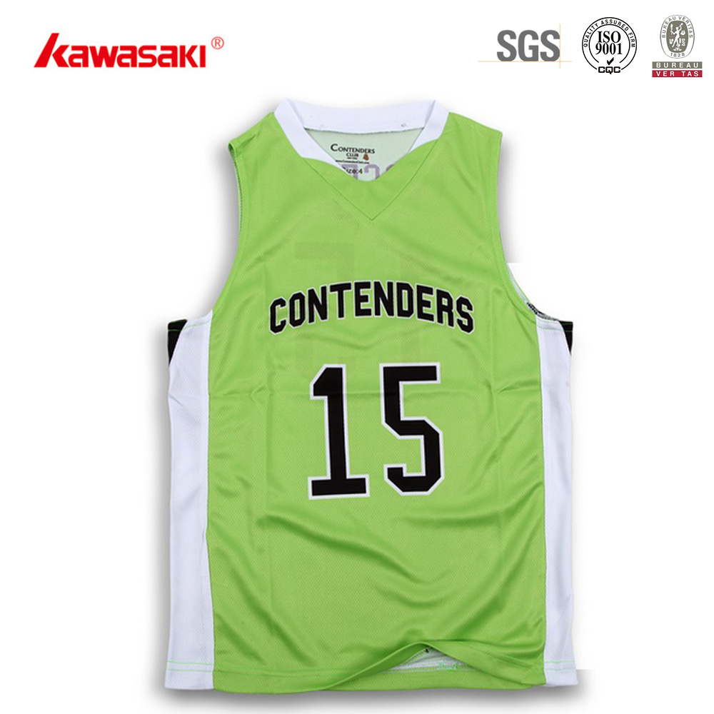 Best Quality Sublimated Custom Design Your Own Basketball Jersey