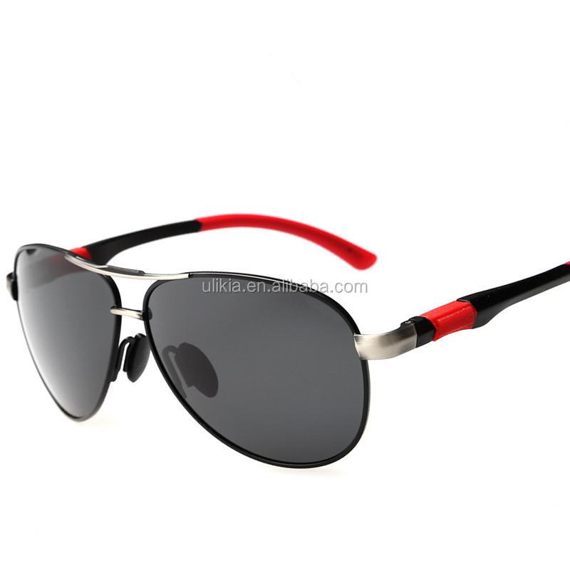688e2c01d40db Full Espelhado Polarized Óculos De Sol w Flash Espelho Lens Uv400 Para O  Homem