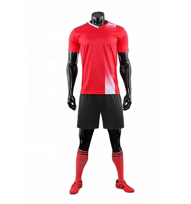 Cheap Football Shirt Maker Soccer Jersey Soccer Wear Soccer Uniform, Pantone color