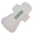 Africa Cheapest 250mm/260mm 100% Cotton Anion Chip Sanitary Pads Manufacturer in China