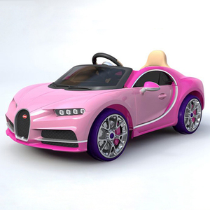 Factory Wholesale Carro Eletrico Pink Baby Electric Car Made in China