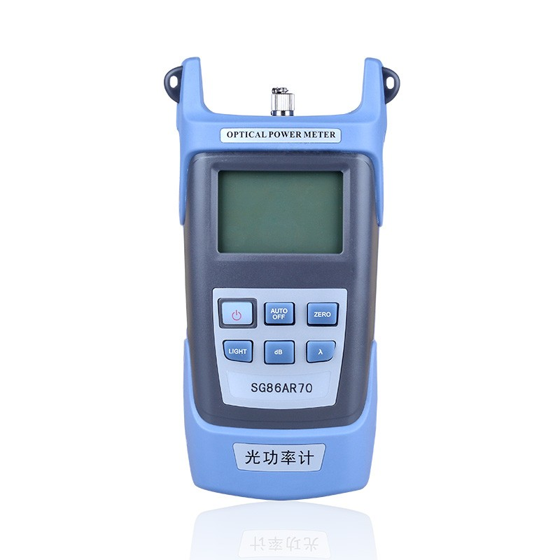FTTH low price fiber optic instrument optical power meter measurement PON GPON fiber <strong>Communication</strong>