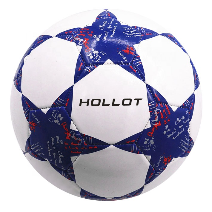 Customized Color Professional 5# 2.0mm PVC Cheap <strong>Football</strong>