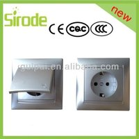 New Electrical Glas Wall Switch And Socket,Sound Sensor Light ...