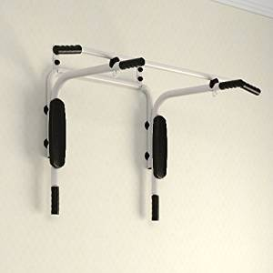 Indoor Wall Mount Sport Pull Up Bar Chinning Set Chin Workout And Bodyweight Exercises