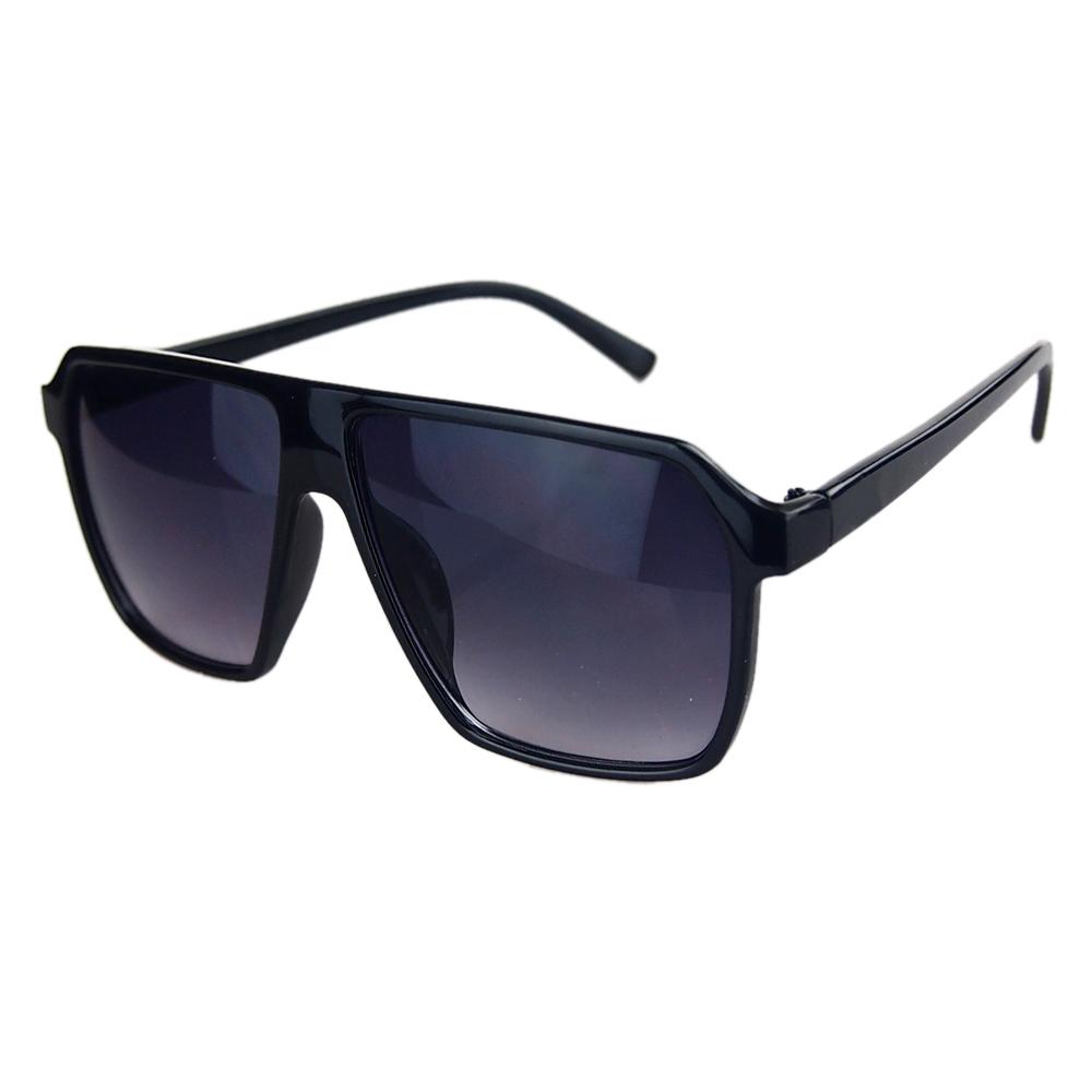 8083a65bb8d Vintage Retro Fashion Style Thick Big Frame Color lenses Women Men COOL  Party Large Eyeglasses sunglasses UV400 glasses YJ0191