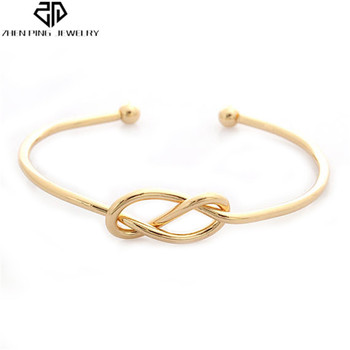 Gold Stainless Steel Tie The Knot