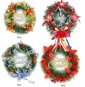 Wholesale Cheaper Outdoor Christmas Garland Buy Christmas Garland Outdoor Christmas Garland Garland Product On Alibaba Com