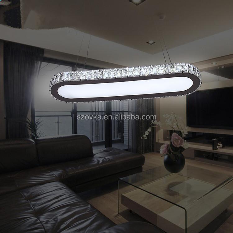 Led Esszimmer Kronleuchter Einfache Moderne Kreative Bar Zähler Beleuchtung  Edelstahl Draht Schneiden Lichter