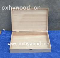 custom made wooden packaging boxes FSC wood cigar box