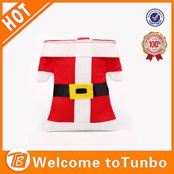 Santa Cute Kids Felt Bag Cheap Gift Items Christmas Ornaments In ...