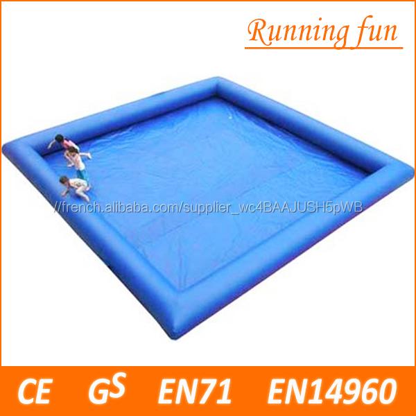 Prix usine tanche gonflable couverture de piscine - Couverture piscine automatique prix ...