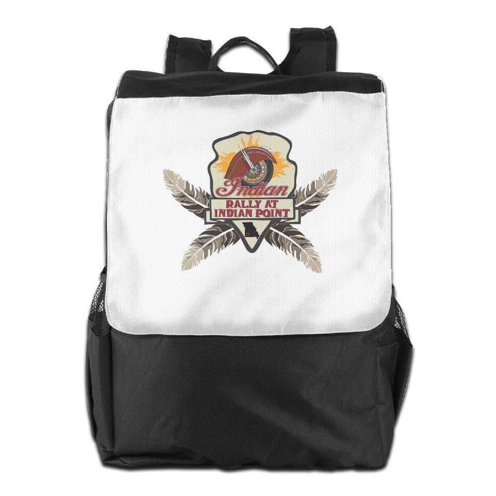 db6baaea29 Get Quotations · Indian Motorcycle Backpack Knapsack Rucksack Bags Shoulder  Bag Daypacks Packsack Classic Waterproof