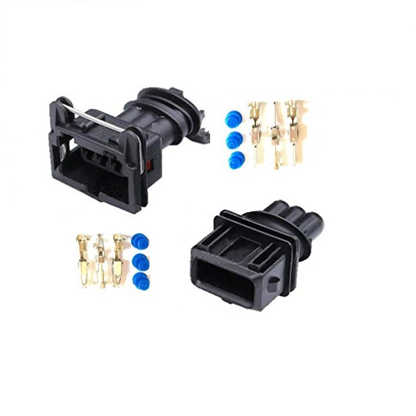 HOUSING CONNECTOR JPT FEMALE 2 WAY TYCO 282189-1 PRICE FOR 1 PIECE