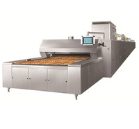 Tunnel oven for bread bakery with low price sales