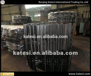 D60 D155 D275 D355 Komats-u Factory Price for Track Link Assy and Track Chain with track shoe