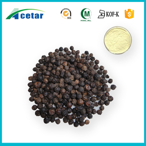 High Quality sri lanka Black Pepper extract