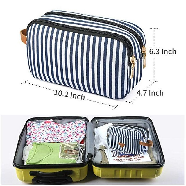 Fashion Design Toiletry Bag Cosmetic Bag travel storage bag for Men & Women