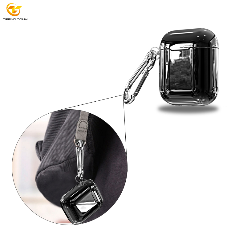 하드 플라스틱 무선 맞춤형 이어폰 이어폰 애플