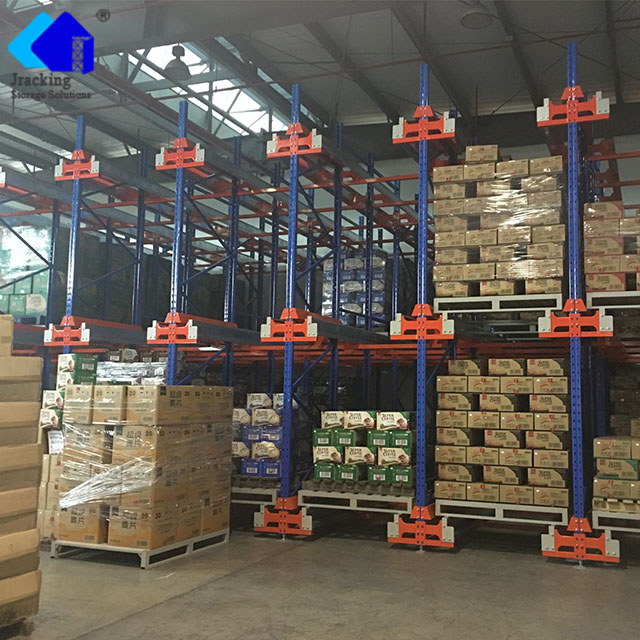 Popular Automatic Radio Shuttle Racking and Shelving for Heavy Duty