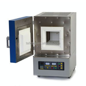 1400C High temperature small glass melting electric ceramic laboratory kiln